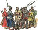 żołnierze polscy z lat 1507-1548