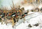 Tak to mogło wyglądać … Atak pruskiej piechoty na ukrytych w lesie Francuzów