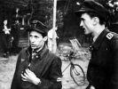 1945. Dowódca 13/JG51 Kurt Tanzer i Heinz Marquardt