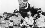 1943. Grupa pilotów JG52. W środku Günther Rall i Walter Krupinski
