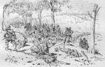 Braniewscy jegrzy w bitwie pod Colombey w dniu 14.08.1870r.