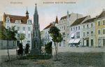dniu 14.08.1874r. w Braniewie na środku Marktplatz (później Adolf Hitler Platz) odsłonięto pomnik z nazwiskami poległych żołnierzy batalionu.