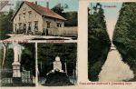 Drugi pomnik w Lesie Miejskim powstał po 1882r. i poświęcony był braniewskim jegrom, którzy zgieli podczas powodzi na Wiśle w mieście Nowe (Neuenburg)  w dniu 19.04.1882r. Niestety brak jest szczegółów tego zdarzenia