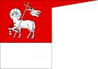 Dla odzyskania dominium Legendorf poturbował sił zbrojnych i takie zbudował, choć często wykorzystywał do walki chłopów, a największy oddział liczył ok. 600 ludzi, to skutecznie odzyskiwał kolejne miasta i zamki. Zapewne kilkukrotnie dowodził wojskiem osobiście, m.in. pod Fromborkiem w 1461 i 1462r. Na ilustracji chorągiew biskupa warmińskiego podczas bitwy pod Grunwaldem. Być może pod takim samym lub bardzo podobnym sztandarem stawały wojska biskupa Legendorfa w wojnie trzynastoletniej.