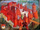 Wzgórze katedralne we Fromborku wg Z. Walczaka. W latach 1470-1472 stałą tu załoga polska. Następnie przez okres 1472-1478 kompleks był we władaniu biskupa Tungena. Zdobyty w listopadzie 1478 r. przez wojsko Jana Białego stał się punktem bardzo uciążliwym dla Braniewa.