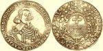 Medal wybity z okazji wizyty Włądysława IV w Elblągu w 1636r.