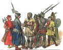 Żołnierze polscy 1507-1548